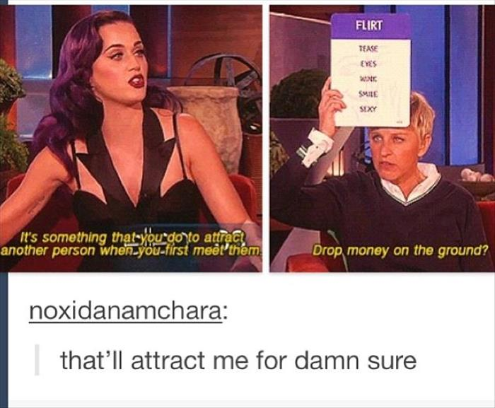 how to attract someone