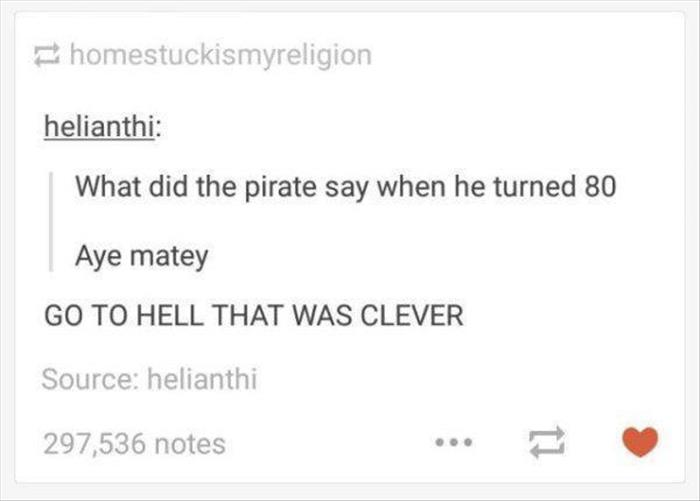 pirate joke