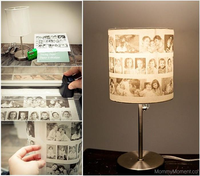 Amazing Photo Lamp