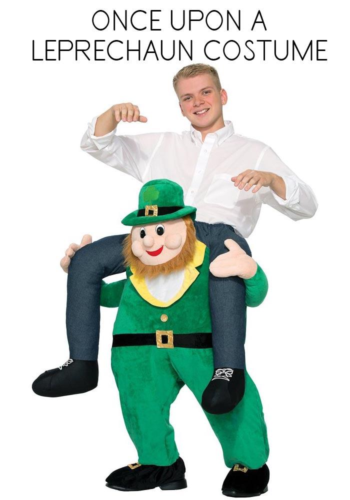 Once Upon A Leprechaun Costume