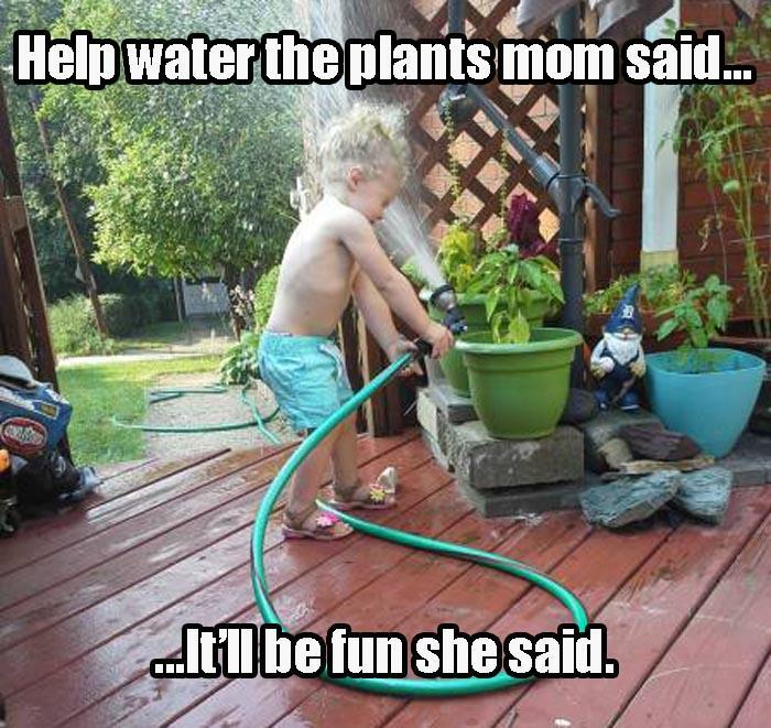 a helping me water the plants copy