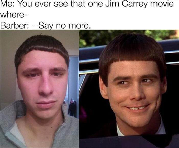 Funny Quotes About Haircuts: The Best Of Really Bad Hair Cuts