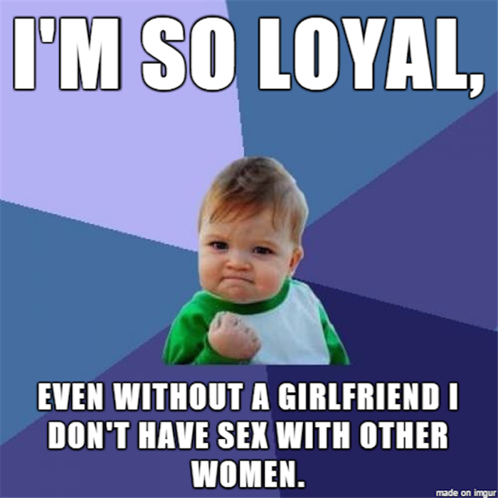 loyal man