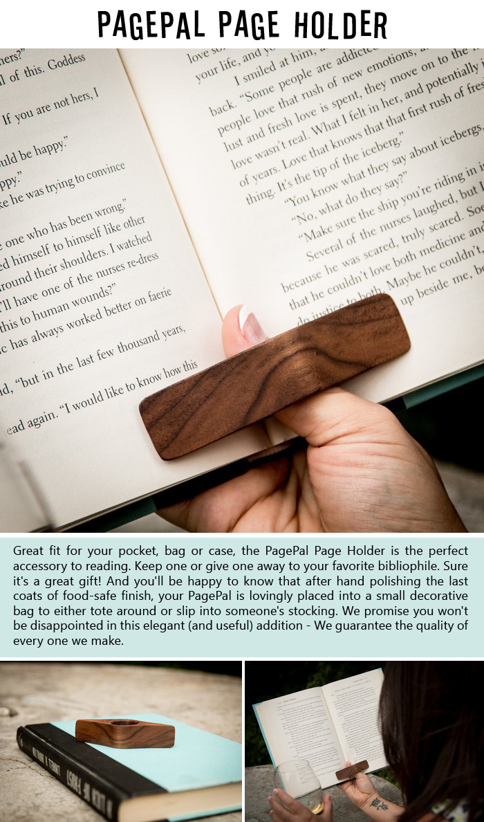 PagePal Page Holder