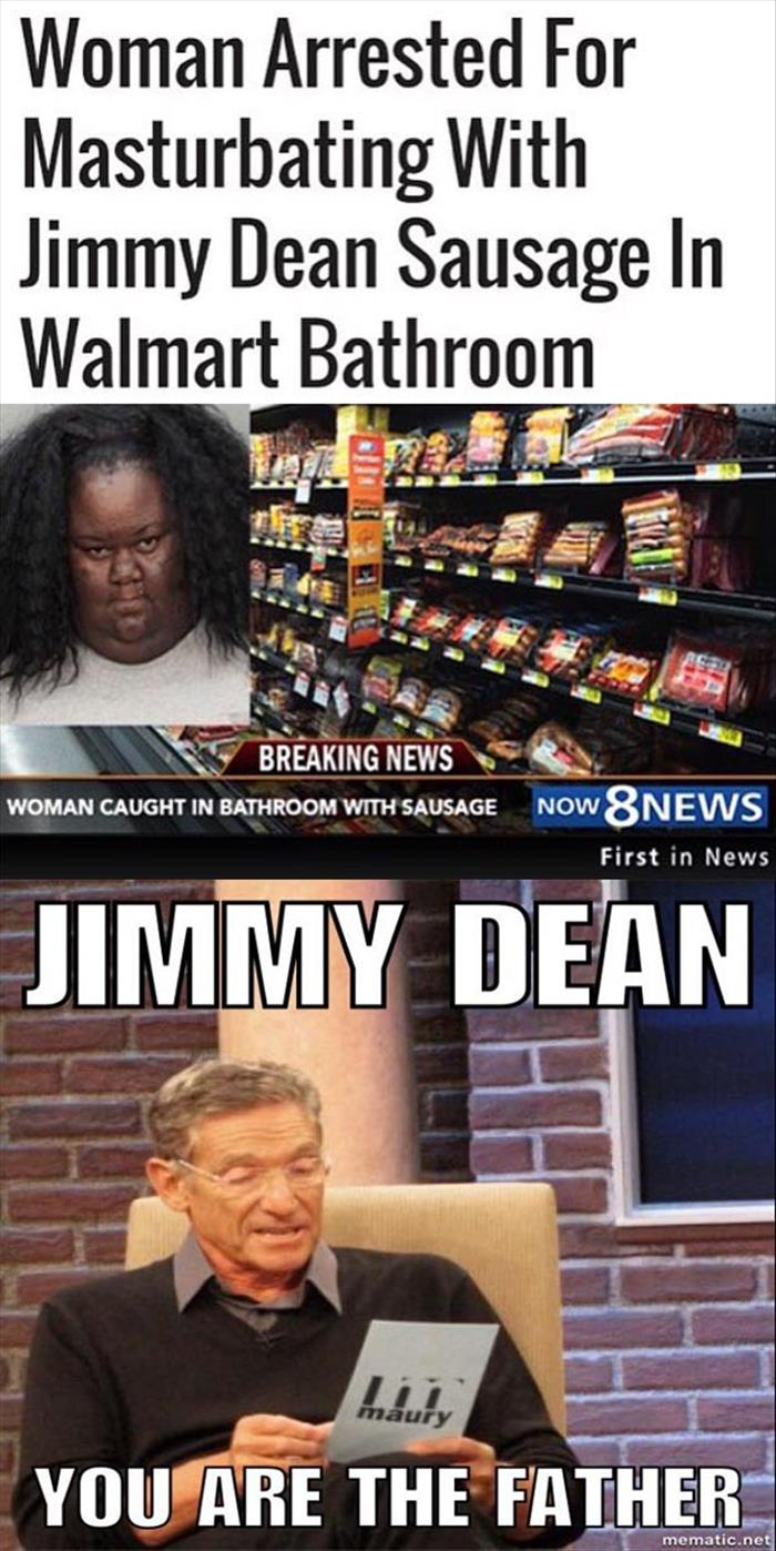 a Jimmy dean and chill