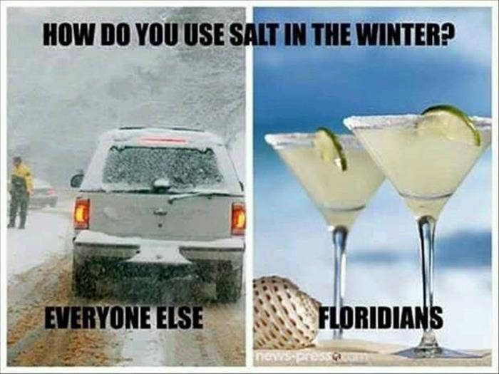 how to use salt in the winter