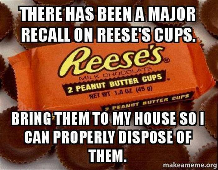 reeses puanut butter cups
