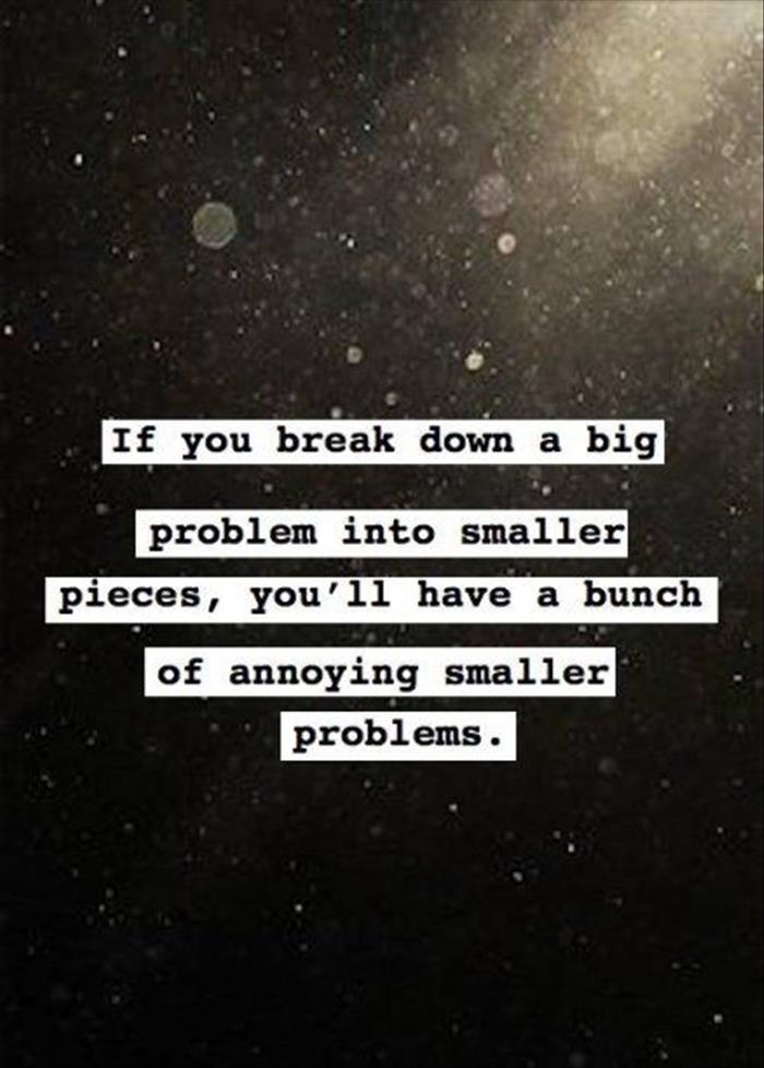 smallproblems