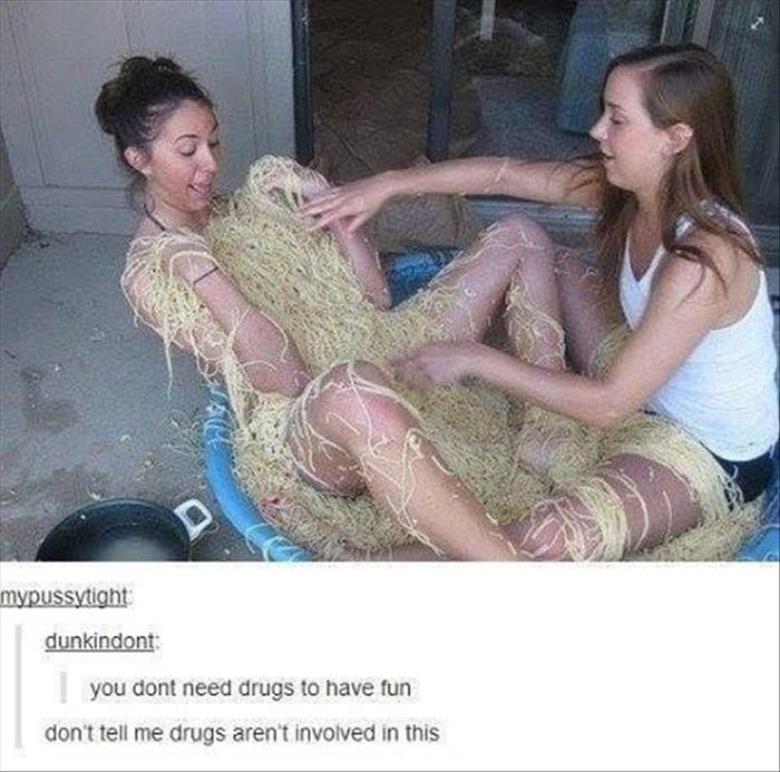 you don't need drugs