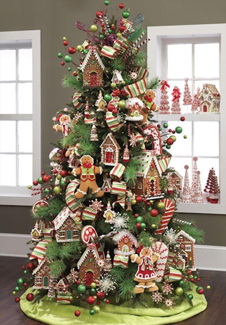'Cookie'land Christmas Tree