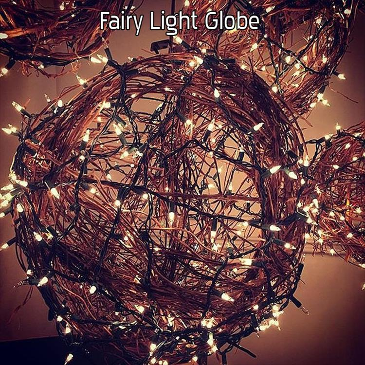 Fairy Light Globe