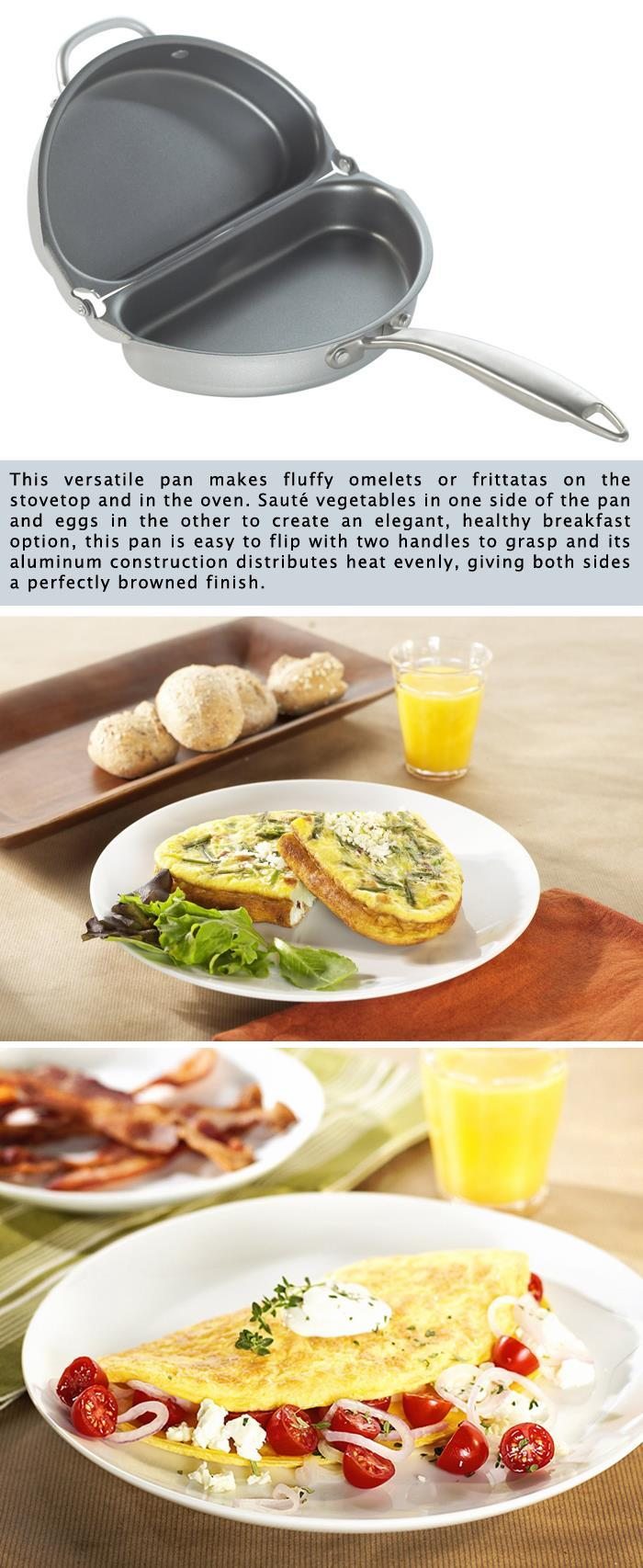 Frittata and Omelette Pan
