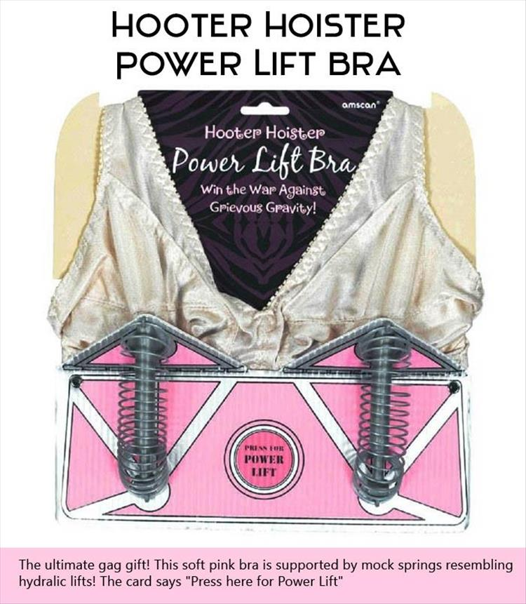 Hooter Hoister Power Lift Bra