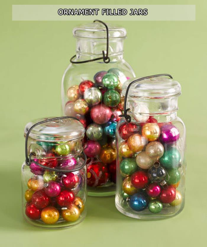 Mason Jar Christmas Decorations: Simple Ideas To Spruce Your Home For The Holidays