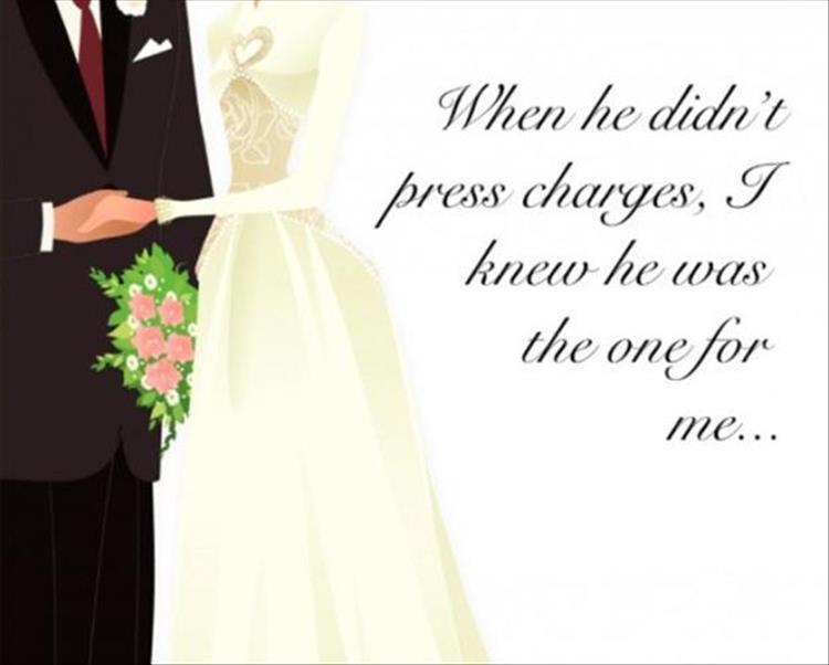 13 wedding vows so bad theyre almost good wedding vows 3 junglespirit Images