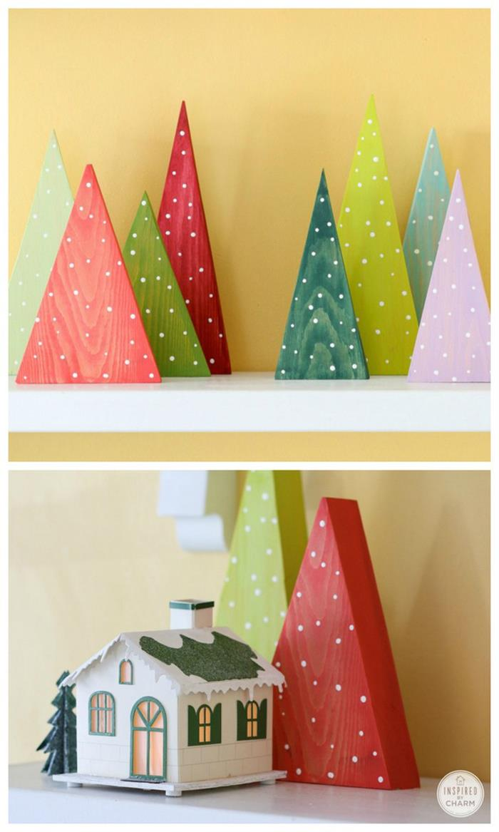 10 diy christmas tree ideas for around the house 15 pics - Modern christmas tree ideas ...