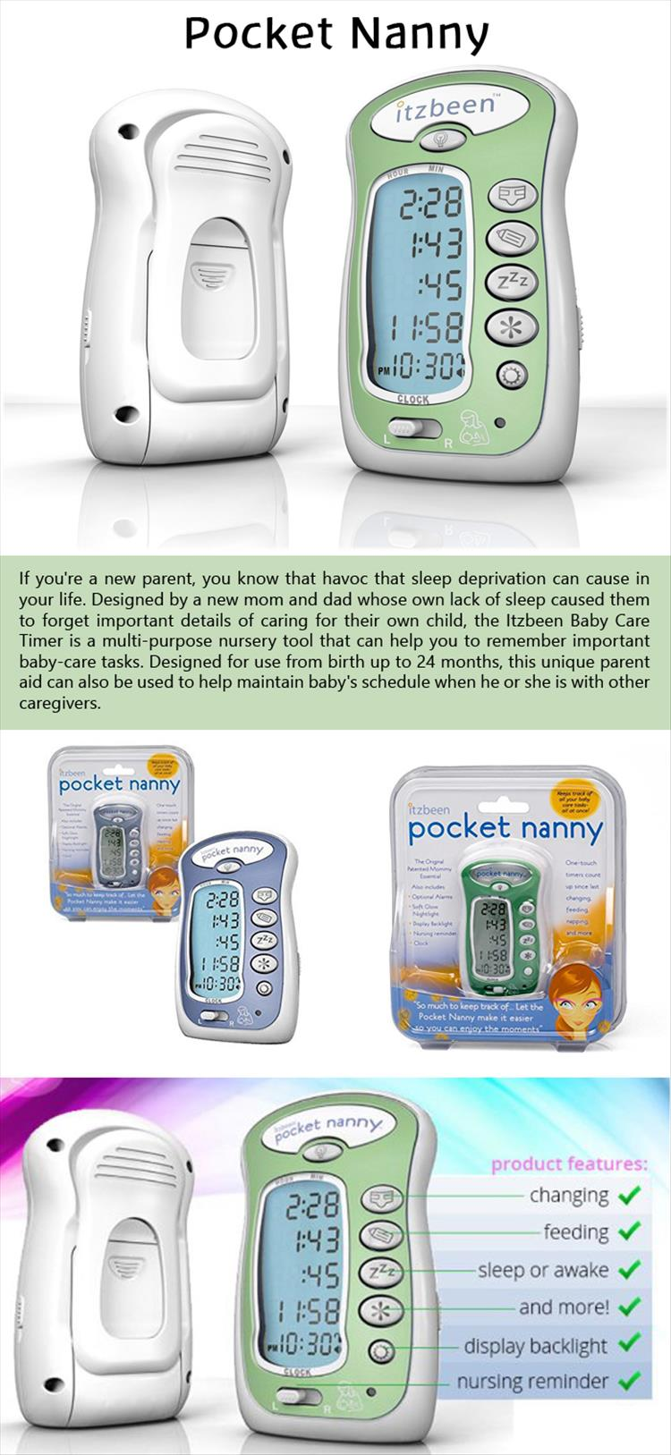 Pocket Nanny