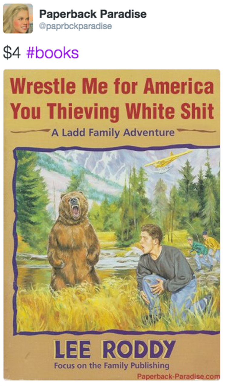 classic childhood books with updated titles are beyond hilarious