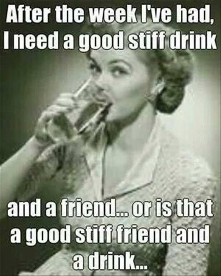 funny ecards about drinking too much