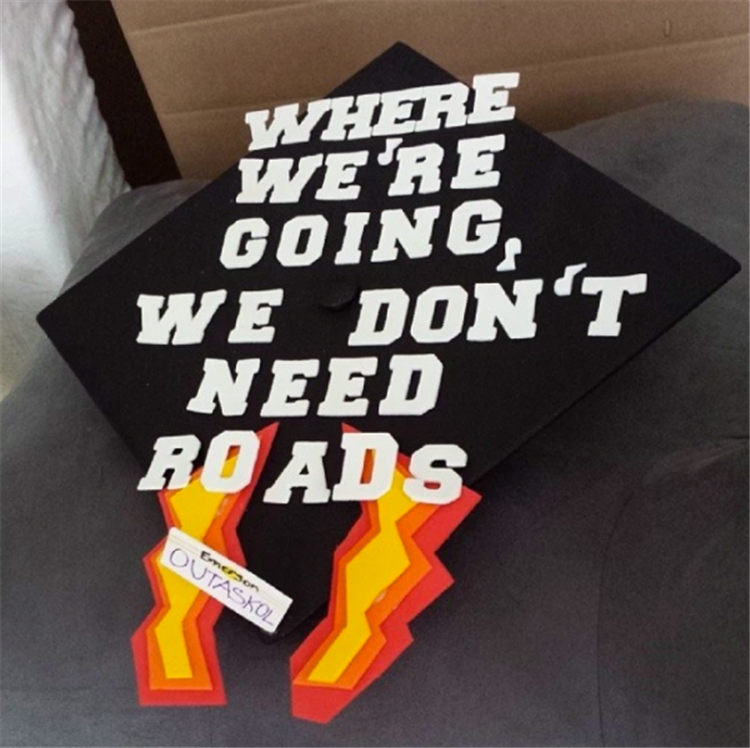 18 Of The Most Creative Graduation Caps Of 2016