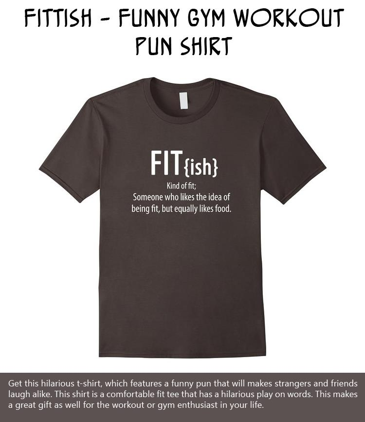10 funny tops to wear while working out for Gym shirts womens funny