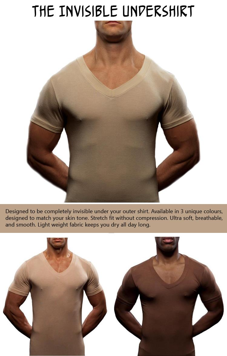 The Invisible Undershirt