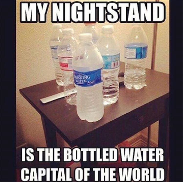 Water Bottle Neck Meme: Funny Pictures Of The Day