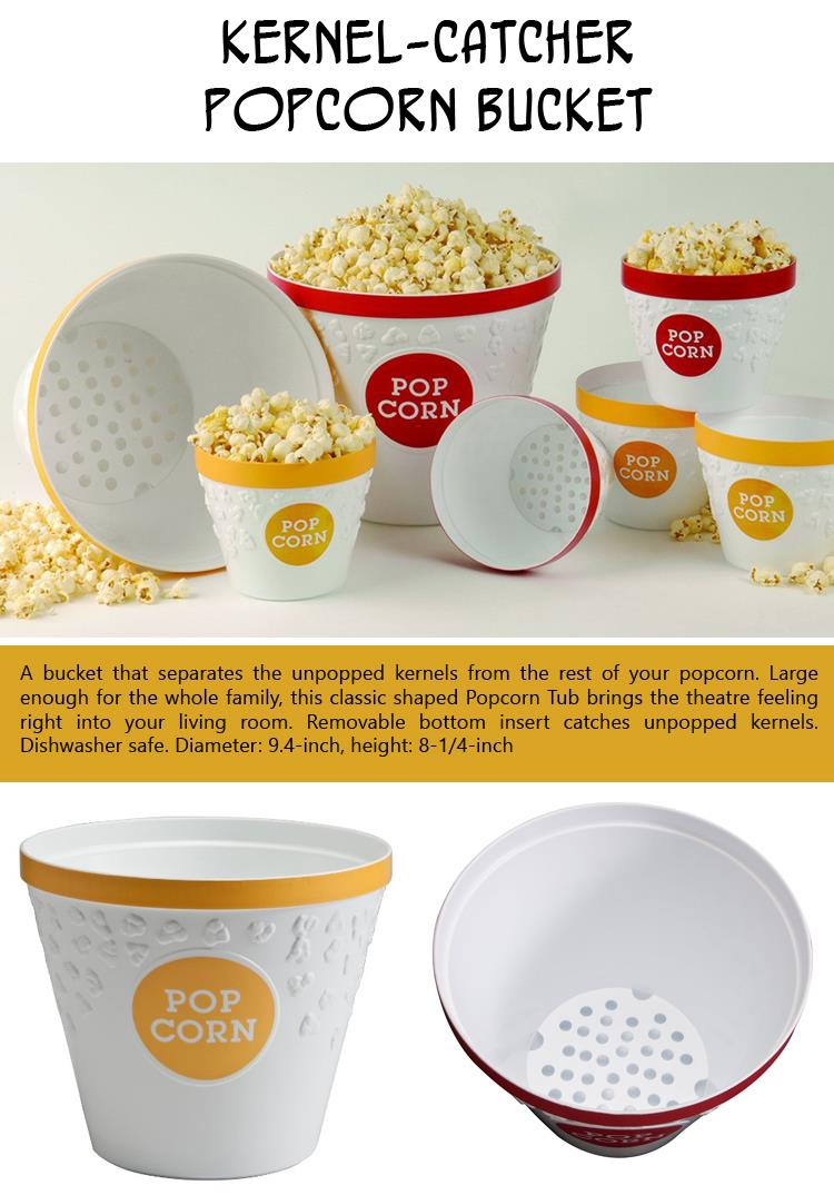 kernel-catcher Popcorn Bucket