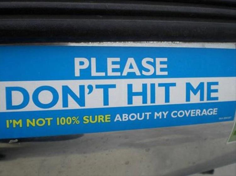 Bumper stickers 15 funny pictures
