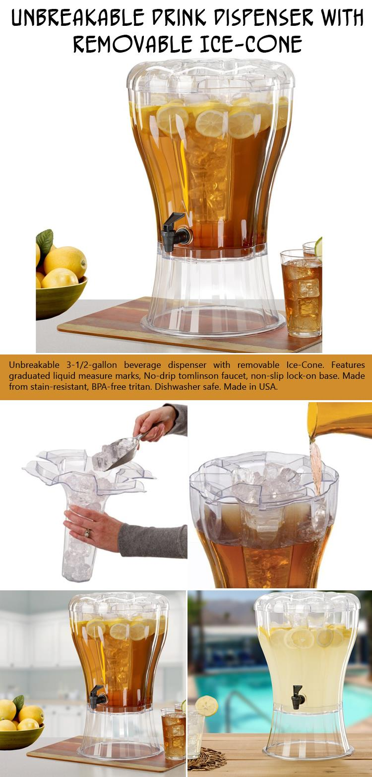 Buddeez Unbreakable Drink Dispenser
