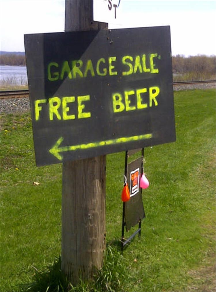 Funny Backyard Signs : It?s Funny Yard Sign Season Again! ? 20 Pics