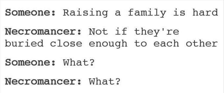 how to raise a family