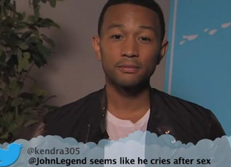 Celebrities Read Mean Tweets… | Funny and more