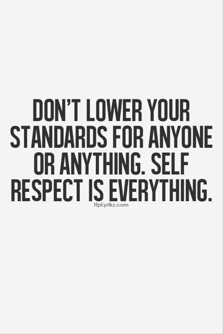 Self Respect Quotes Quotes Of The Day  11 Pics