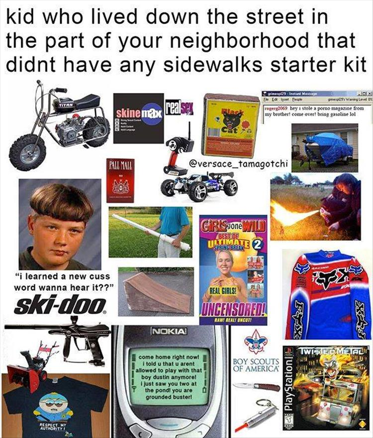 The Best Starter Pack Kits For Those Who Want To Try A New