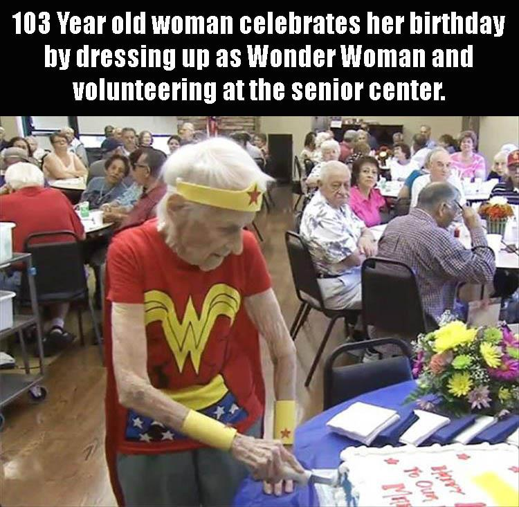 the real wonder woman