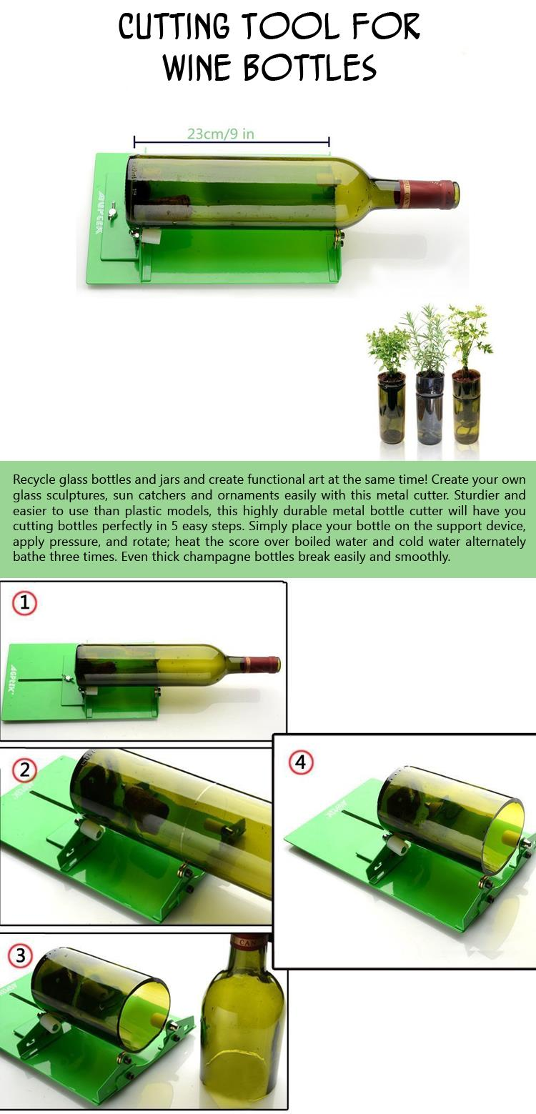 Cutting Tool For Wine Bottles