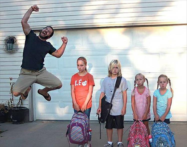 first day of school funny pictures (1)