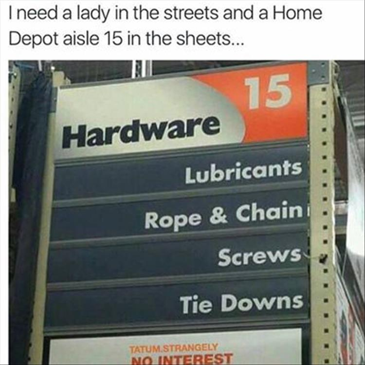 funny home depot