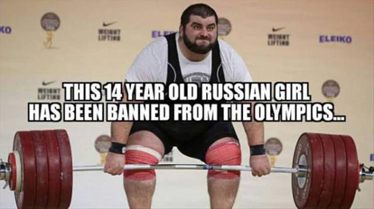 he was banned from the olympics