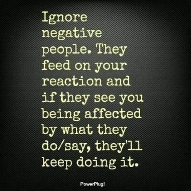 Removing Negative People Quotes: Quotes Of The Day