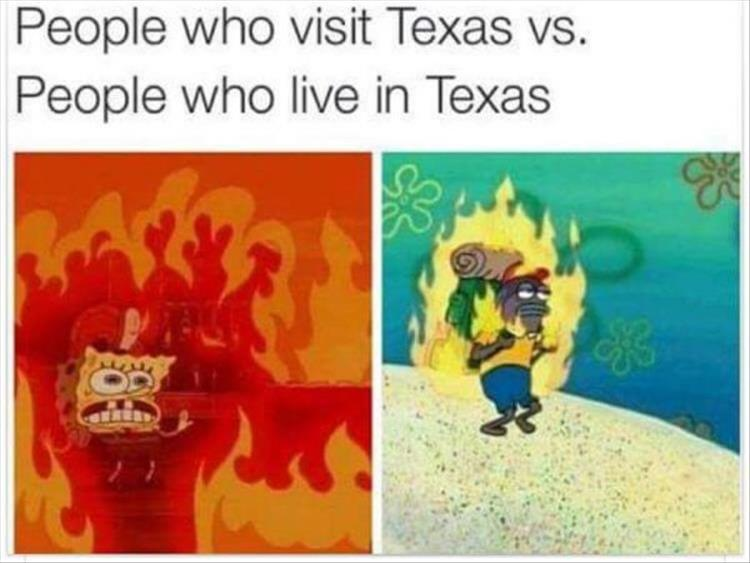 people who live in Texas