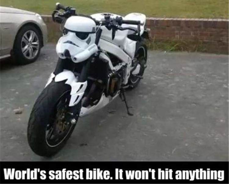 safest bike ever