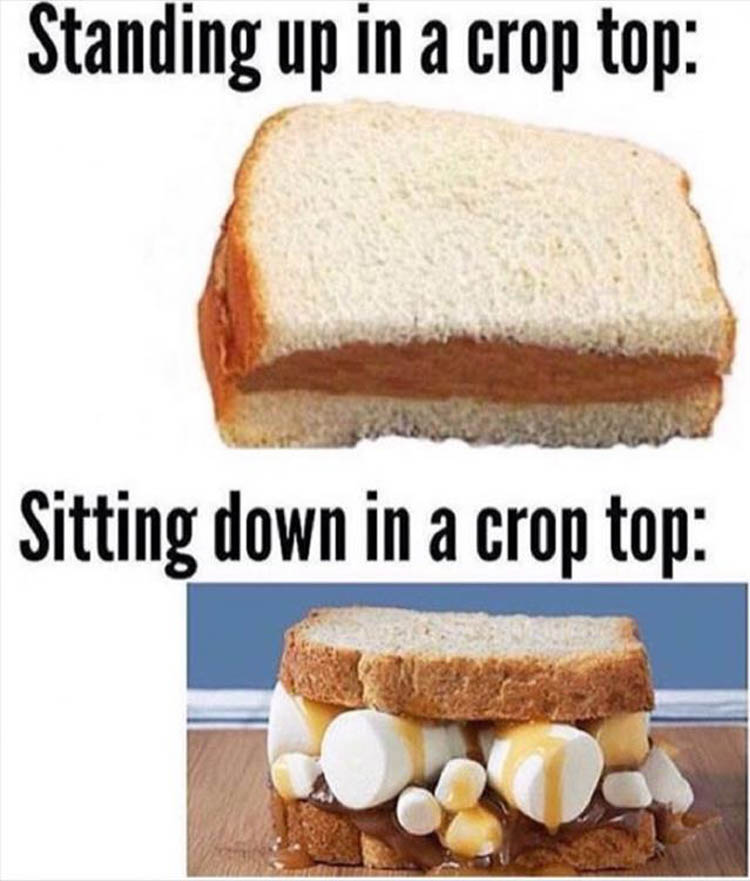 standing up vs sitting down