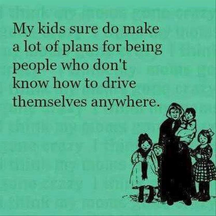 funny kids make plans