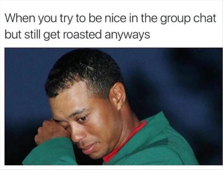 Funny Meme For Group Chat : Anyone who has been in a group chat can relate to these pics