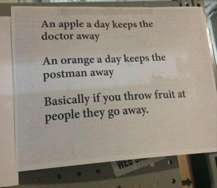 throw-fruit-at-people-funny-sign