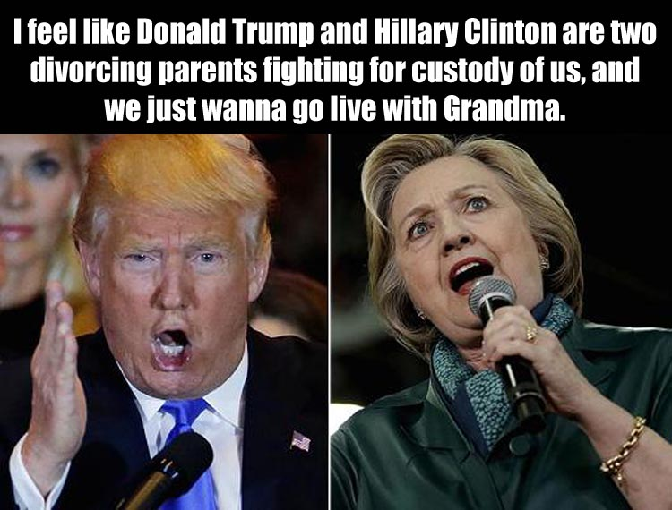 a-donald-trump-and-hillary-clinton-funny-pictures