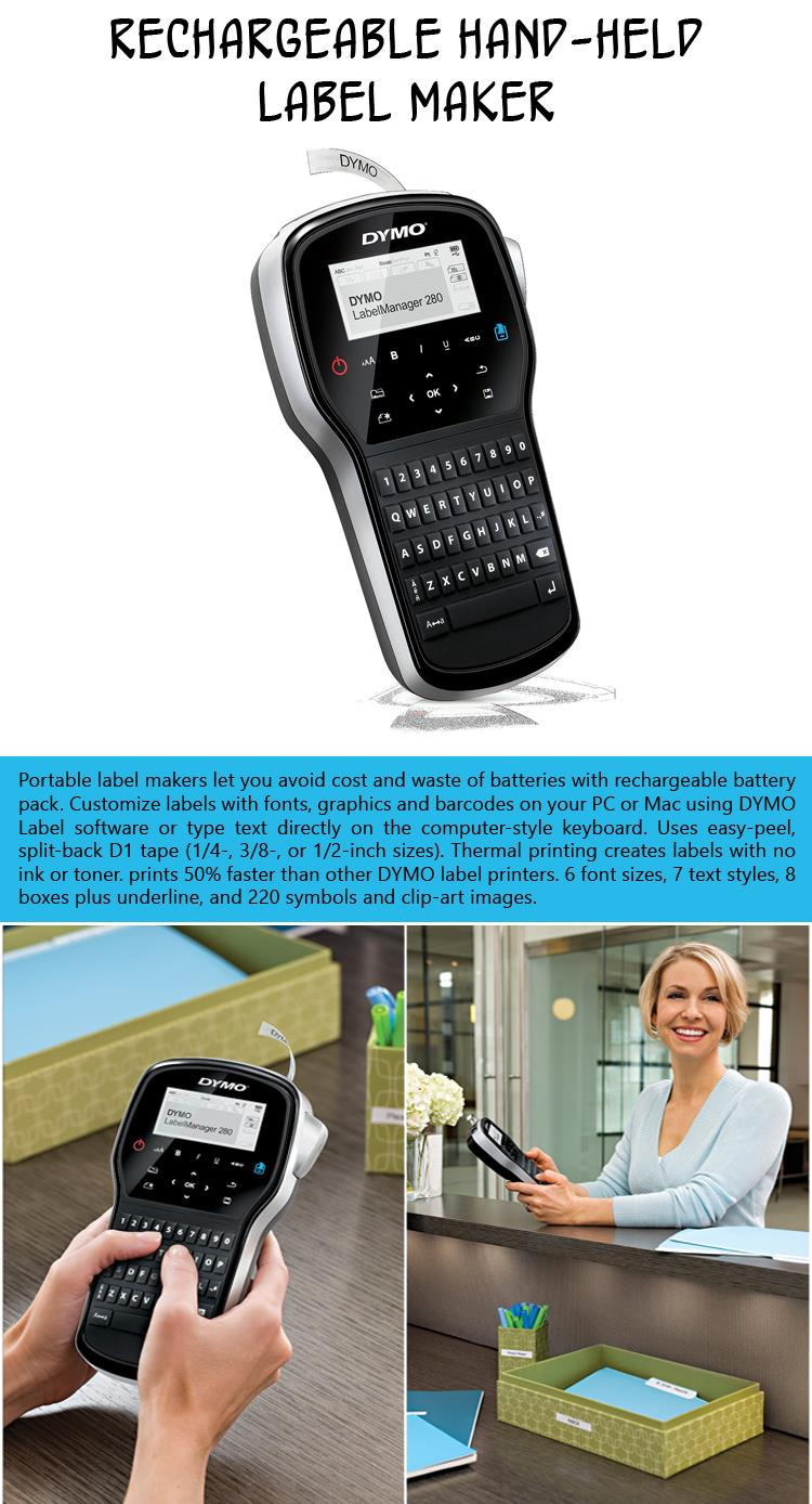 rechargeable-hand-held-label-maker