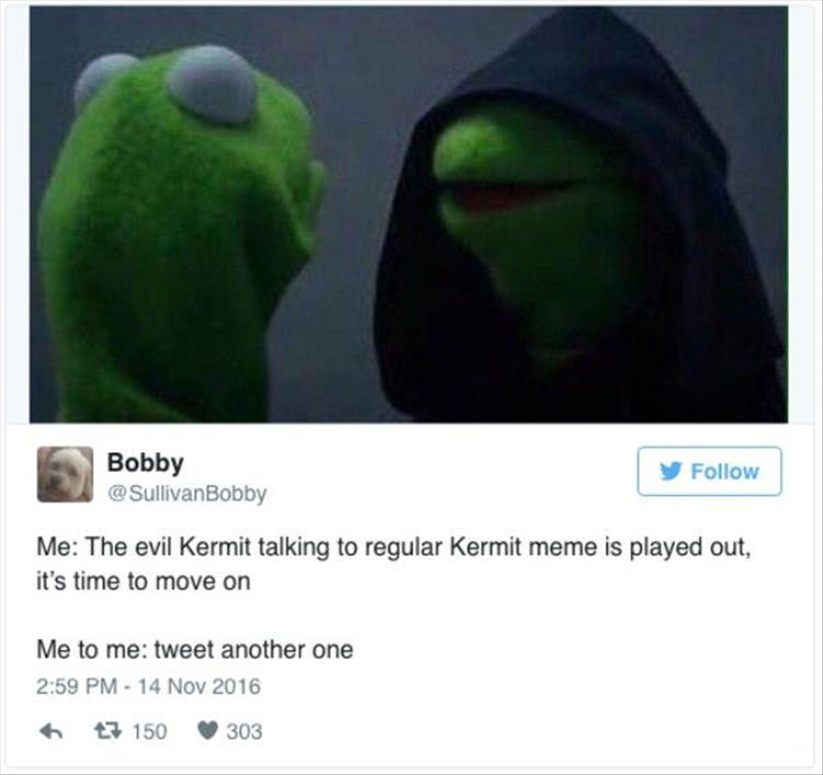 The Best Of Quot Evil Kermit Meme Quot 20 Pics